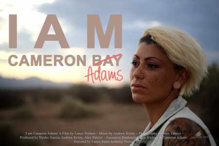 I am Cameron Adams Poster 1